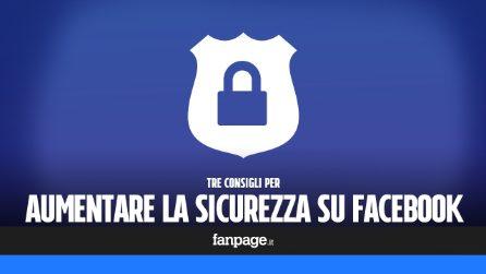 Con questi consigli aumenterai privacy e sicurezza su Facebook