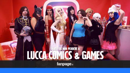 5 cose da vedere assolutamente a Lucca Comics & Games 2017