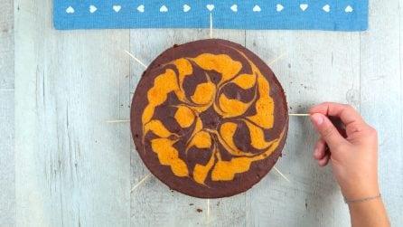 Come tagliare un dolce senza usare il coltello