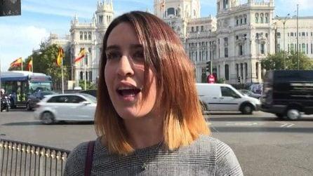 Catalogna, in strada a Madrid Puidgemont condannato per viltà