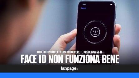 Il Face ID potrebbe non funzionare con alcuni occhiali, ecco come risolvere il problema
