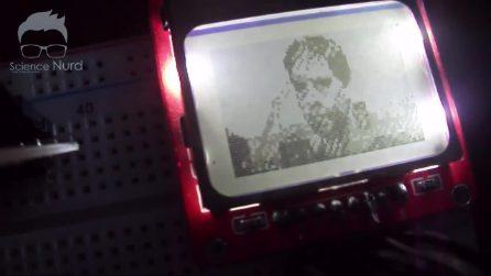 Come si vedrebbe un film su un cellulare degli anni '90: l'esperimento sul Nokia 5110