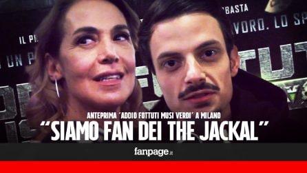 """D'Urso e Rovazzi: """"Siamo fan dei The Jackal"""", l'anteprima di AFMV a Milano è un successo"""