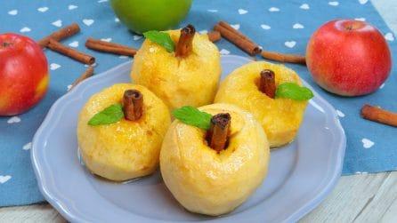 Mele caramellate: la ricetta veloce e gustosa