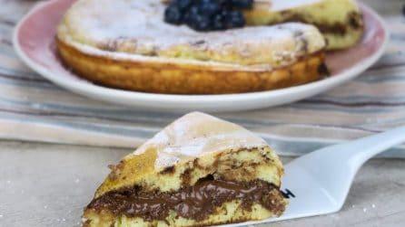 Pancake gigante: l'idea super golosa per la colazione!