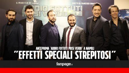 """""""I The Jackal sono fantastici"""", l'anteprima di AFMV 'Addio Fottuti Musi Verdi' a Napoli"""