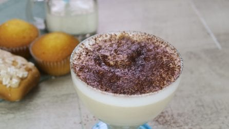 Frothy cappuccino: here is how to prepare it in a jar!