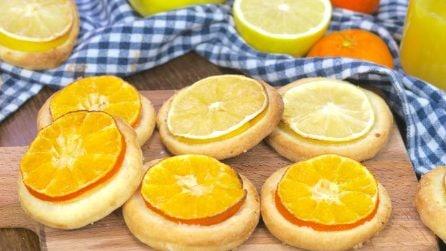 Biscotti al mandarino: il loro profumo vi conquisterà!
