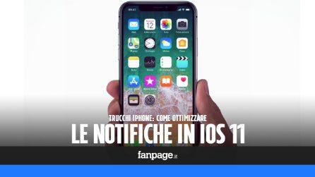 Con questo trucco iPhone non sarai più invaso dalle notifiche