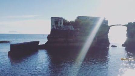 Un gioiello del Golfo di Napoli: il Parco Sommerso di Gaiola
