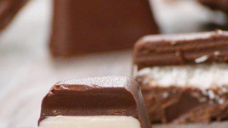 Cioccolatini fatti in casa: ecco come prepararli con un contenitore del ghiacchio!