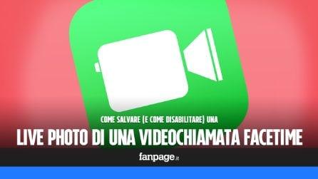 Con iPhone si possono scattare foto animate delle videochiamate: come fare e come evitarlo