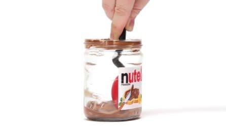Ecco il miglior cucchiaio al mondo per mangiare la Nutella