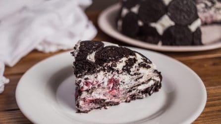 Oreo cake: an original dessert!