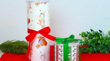Come fare un pacco regalo con una confezione di patatine