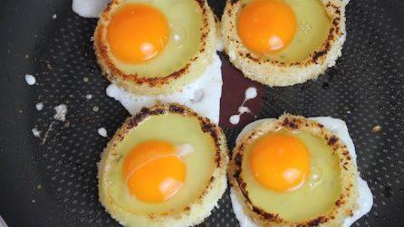 Cuoce le uova nelle cipolle: un piatto squisito che stupirà tutti