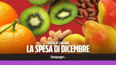 La frutta di stagione: cosa comprare a dicembre