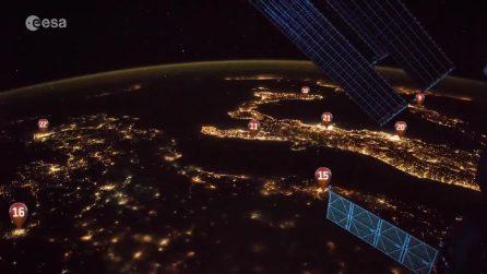 L'Italia vista dallo Spazio: una panoramica meravigliosa