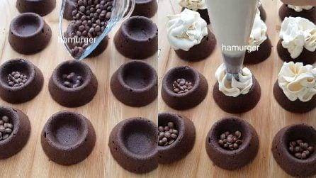 """Mini """"vulcani"""" di cioccolata: una ricetta veloce e golosissima"""
