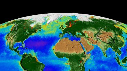I cambiamenti della Terra negli ultimi 20 anni: le immagini della Nasa