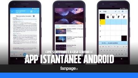 Su Android puoi provare le app in streaming prima di installarle