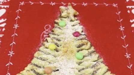The most delicious Christmas tree you've ever tasted!