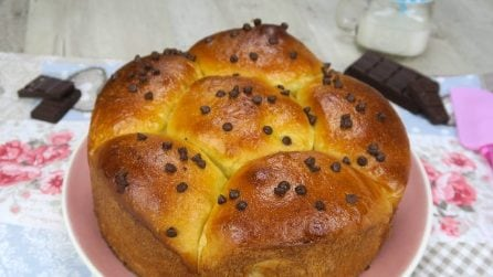 Chocolate filled bread rolls: the secret to the perfect dough!