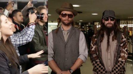 Sembrano artisti di strada ma vengono riconosciuti: la sorpresa dei Maroon 5 e Jimmy Fellon nel metrò