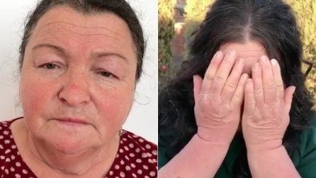 La mamma non si è mai truccata: la trasformazione è straordinaria