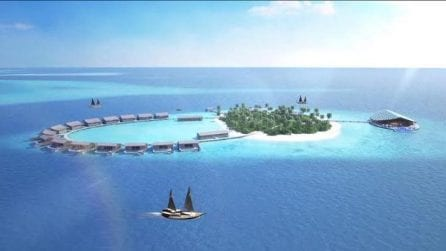 Lusso e sostenibilità all inclusive: alle Maldive il nuovo resort della CCR