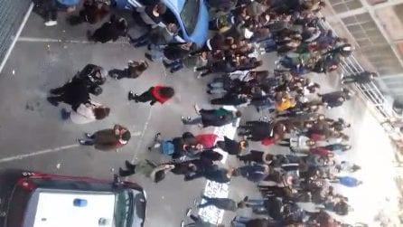 Avellino, chiuso il Mancini: studenti in rivolta