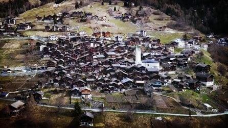 Albinen, il paesino immerso nella natura che offre 60.000 euro a chi va a viverci