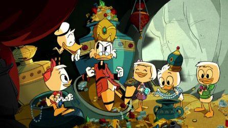 Dal 26 novembre torna 'Ducktales': restyling e storie nuove, Qui, Quo e Qua resi diversi tra loro
