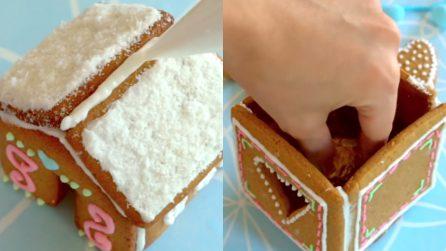 Come realizzare decorazioni natalizie con il pan di zenzero