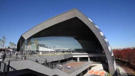 Olimpiadi Tokyo 2020, inaugurato il primo complesso sportivo