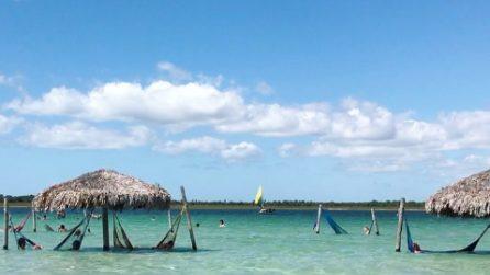 Amache immerse nel mare: la meta da sogno per una vacanza di puro relax