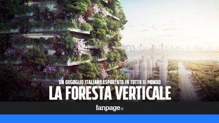 La foresta verticale: un progetto tutto italiano esportato nel mondo