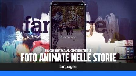 Con questo trucco potrai inserire le foto animate di iPhone nelle Storie di Instagram