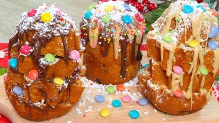 Stuffed pandoro: a yummy Christmas idea