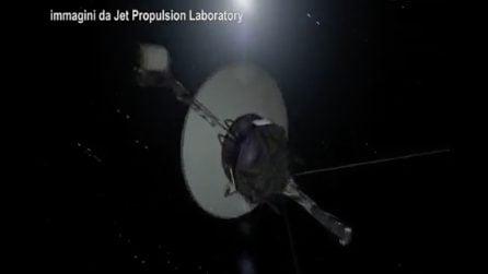Voyager 1, la sonda robotica più lontana riaccende i motori dopo 37 anni