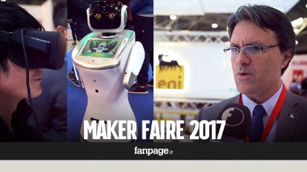 Maker Faire 2017, innovazione e sicurezza sul lavoro con Eni