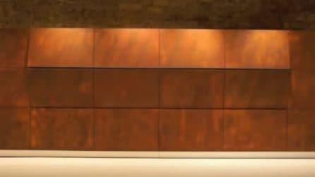 Sembra una semplice parete: ecco cosa nasconde al suo interno