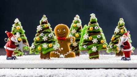 Alberelli di cioccolato: i bambini li adoreranno!