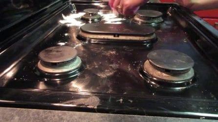 Come Pulire Efficacemente Bruciatori Del Piano Cottura