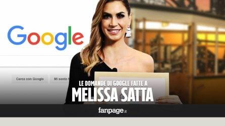 Melissa Satta, Instagram, Boateng, sposa, incinta: la showgirl risponde alle domande di Google