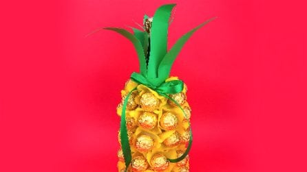 Sparkling pineapple: the perfect New Year's Eve gift idea