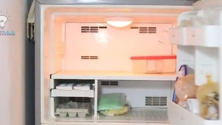 Cattivi odori in frigo: ecco un modo per eliminarli