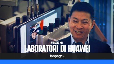 """Abbiamo visitato i laboratori cinesi di Huawei: """"Nel 2018 saremo i migliori"""""""