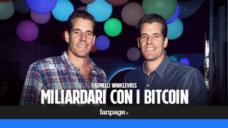 I gemelli Winklevoss, dalla causa a Facebook al primo miliardo con i Bitcoin