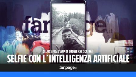 Con Selfissimo di Google puoi scattare i selfie sfruttando l'intelligenza artificiale